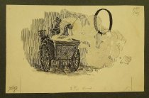 Image of [Cart and horse] - Keppler, Udo J., 1872-1956